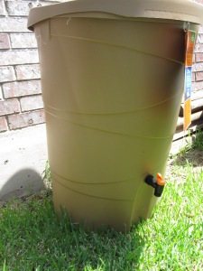 This is a barrel we purchased online for a discount. They can be purchased from several reputable sites.
