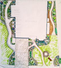 Landscape design, lisa LaPaso, Lisa's landscape